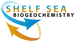 Shelf seas biogeochemistry logo